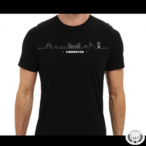 T-shirt Skyline Eindhoven - 11101900