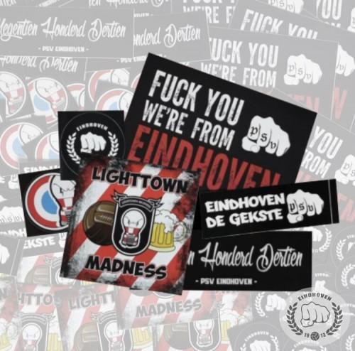 Stickerpakket gemengd - 10181900