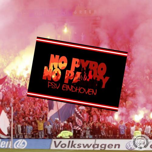 No Pyro No Party (25x) -